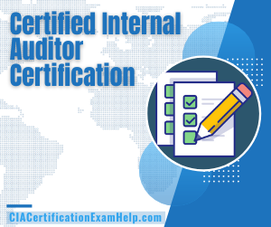 Certified Internal Auditor Certification